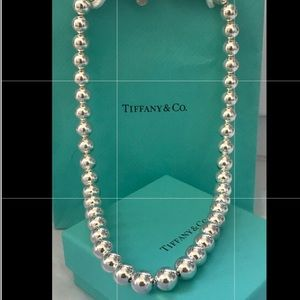 "18.25"" Tiffany & Co HardWear Ball Necklace"